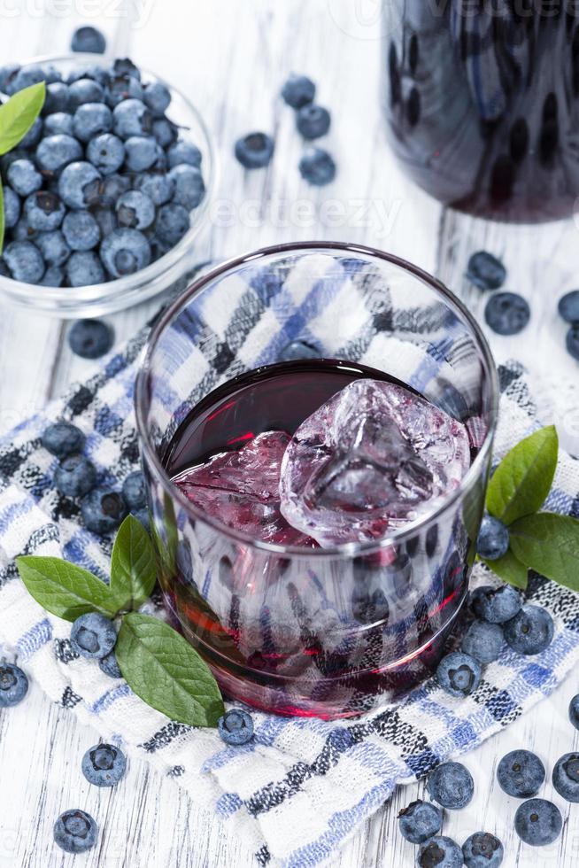 Blueberry Liqueur photo