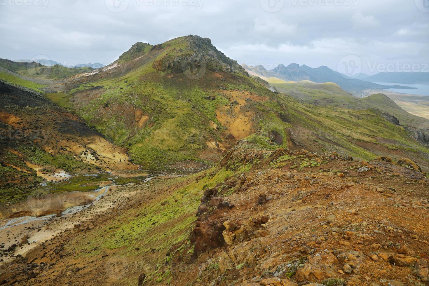 área geotérmica seltun foto