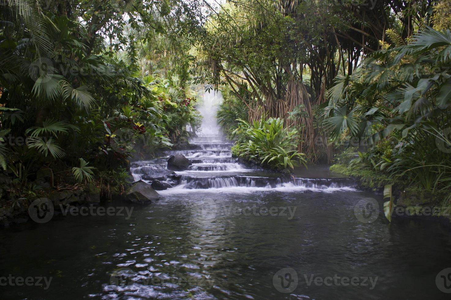 aguas termales foto