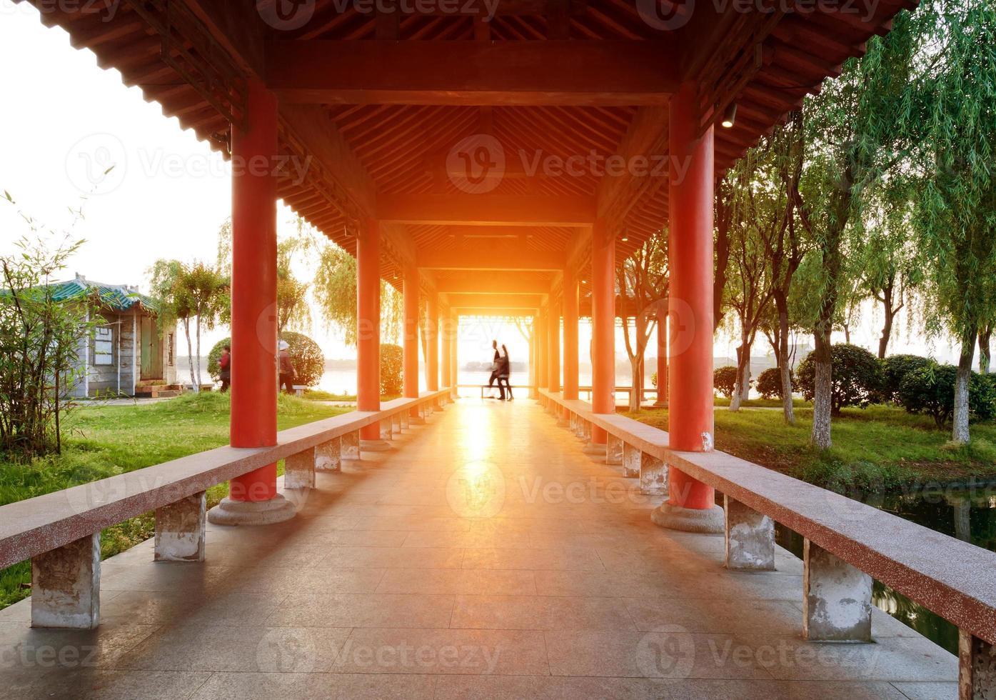 Suzhou gardens photo