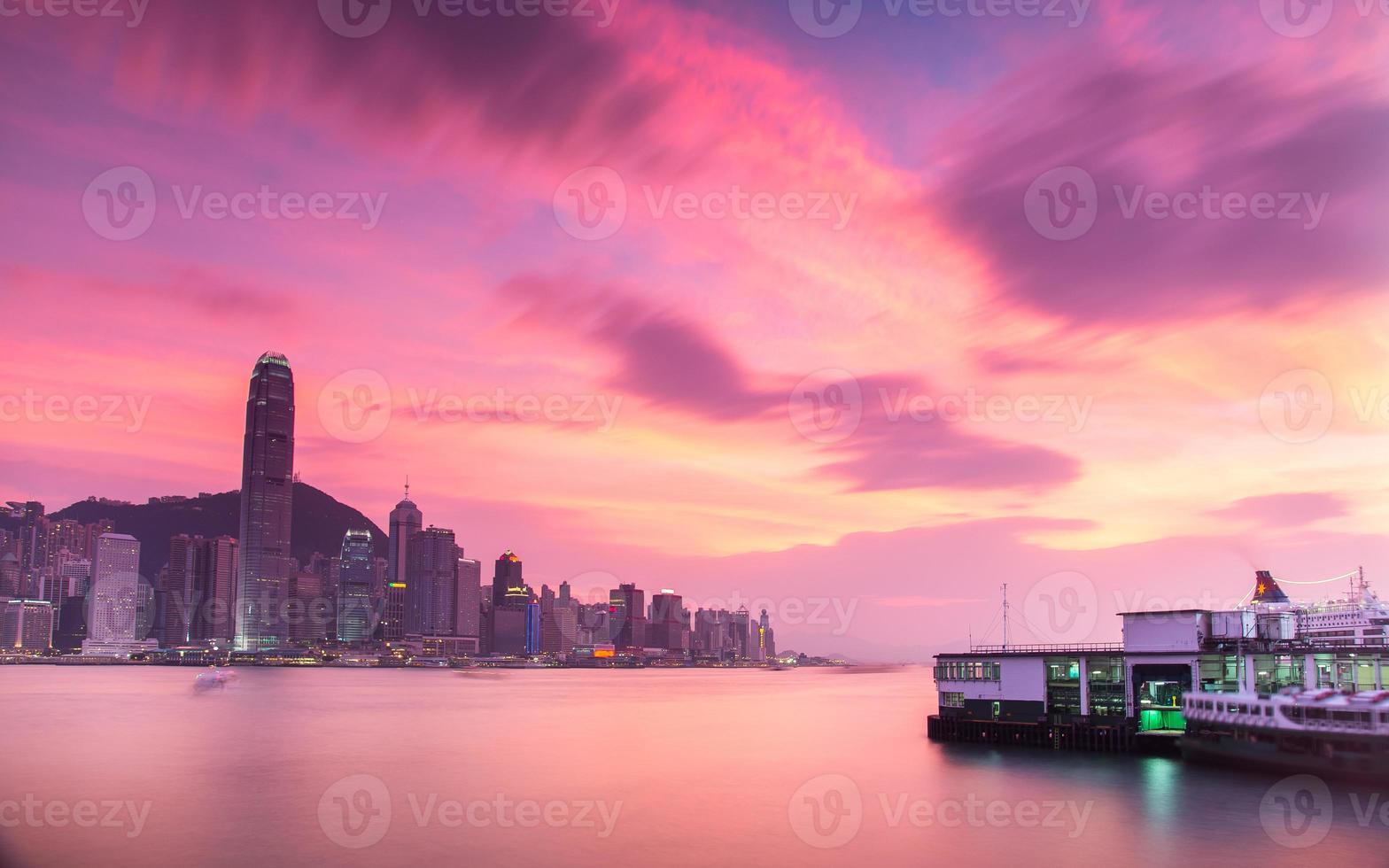 Hong Kong Landscape photo