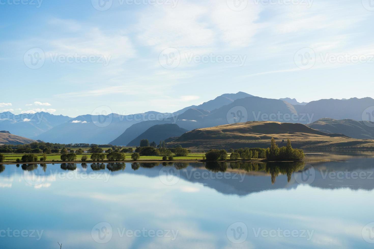 paisaje pintoresco foto