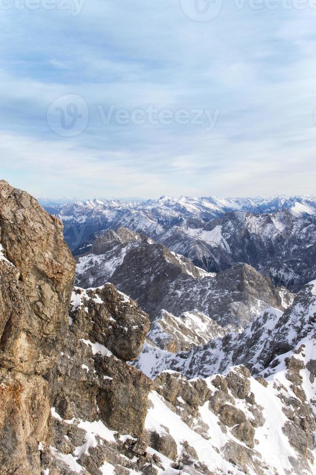 German Alps Landscape photo