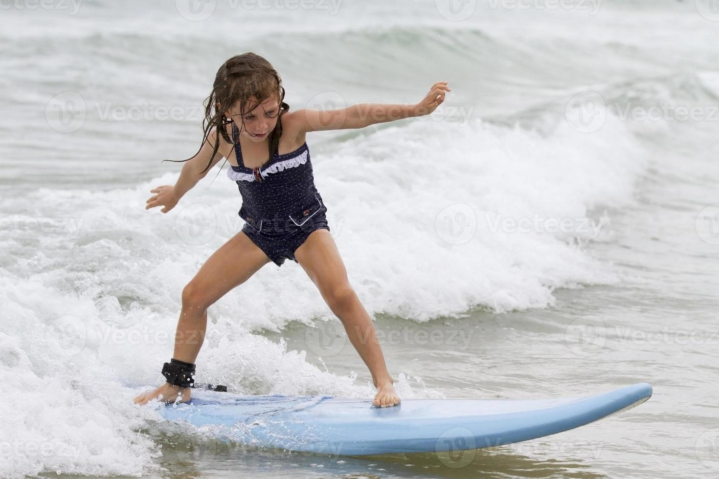 Luna surfing. photo