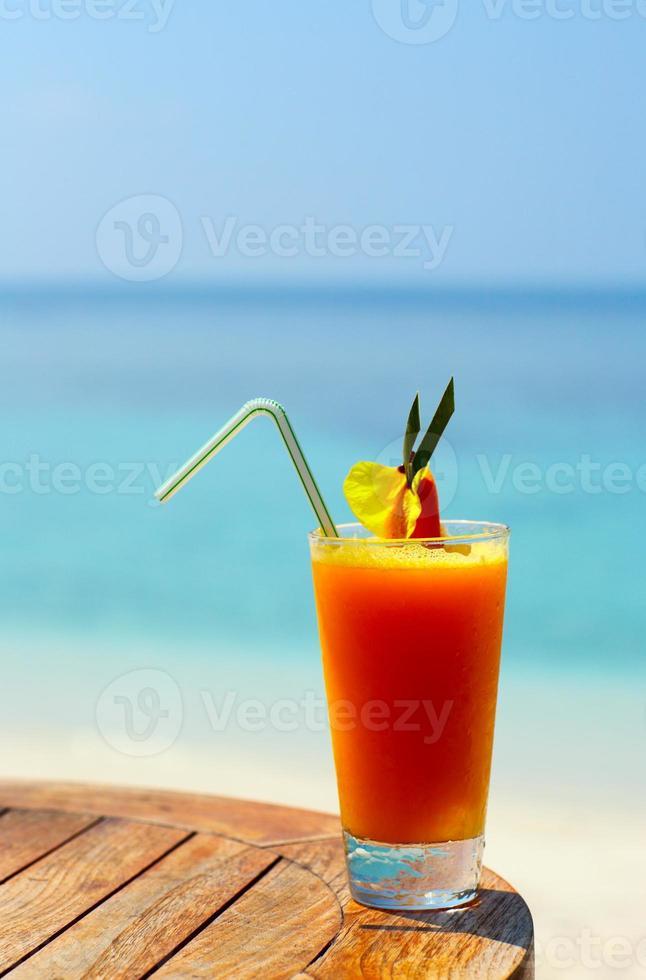 cocktail fruité photo
