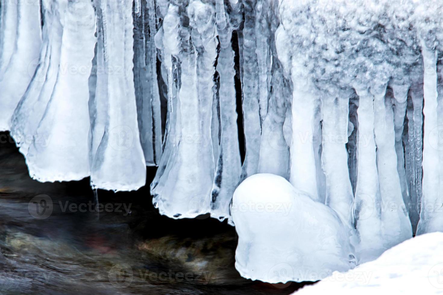 invierno en ontario foto