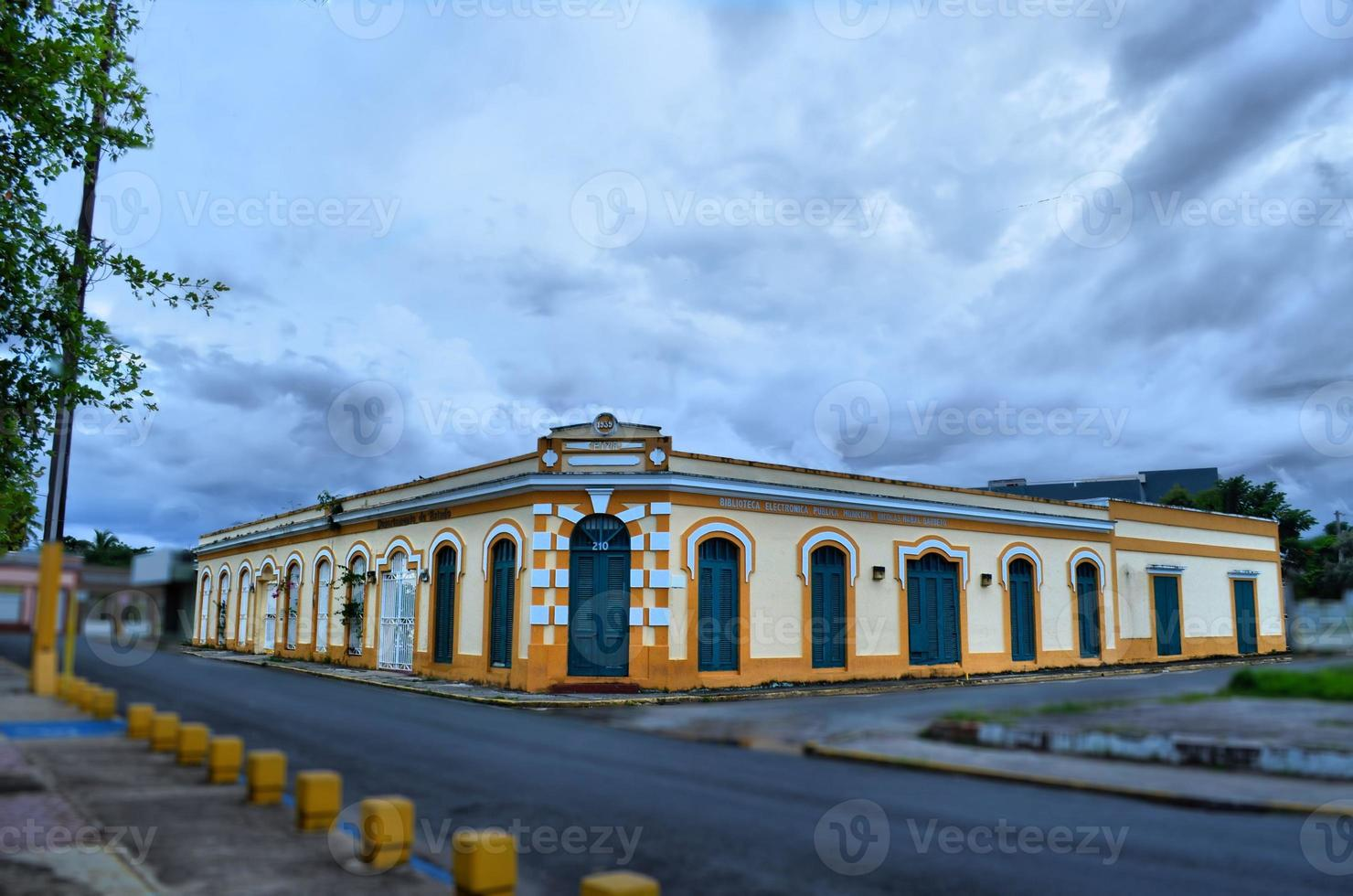 vintage arecibo, puerto rico foto