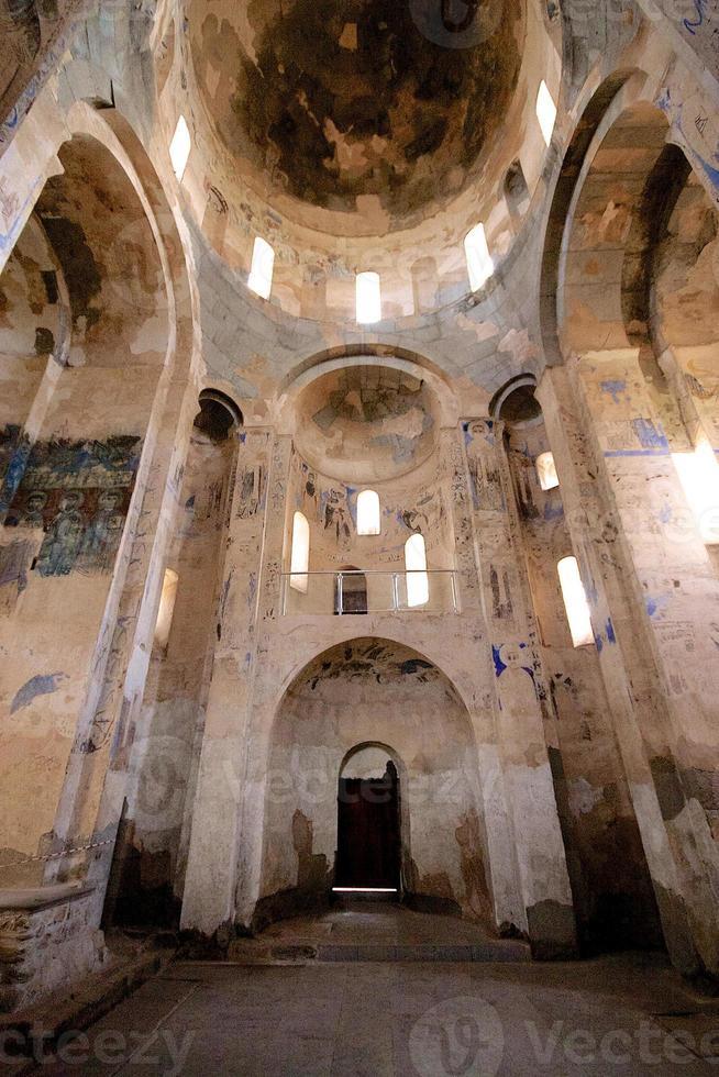 akdamar eiland kerk plafond, koepel en fresco's foto