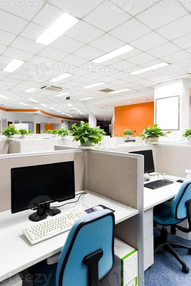 local de trabalho do escritório foto