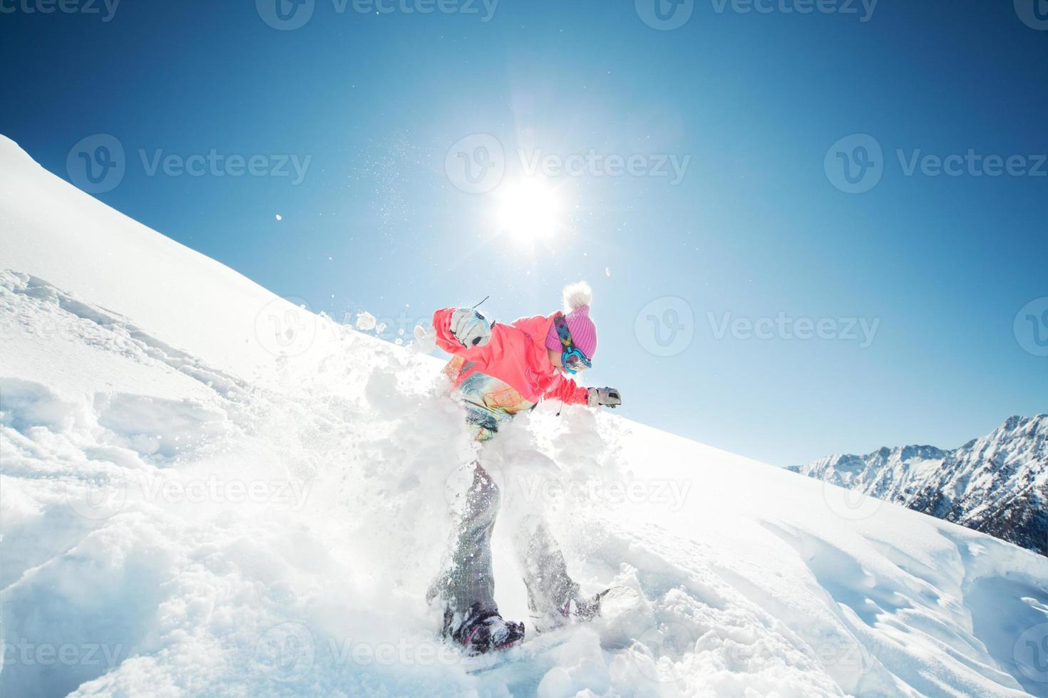 diversión de invierno foto