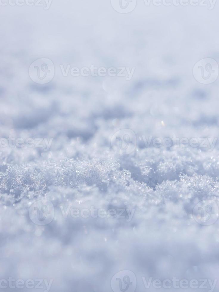 inverno superfície de neve foto