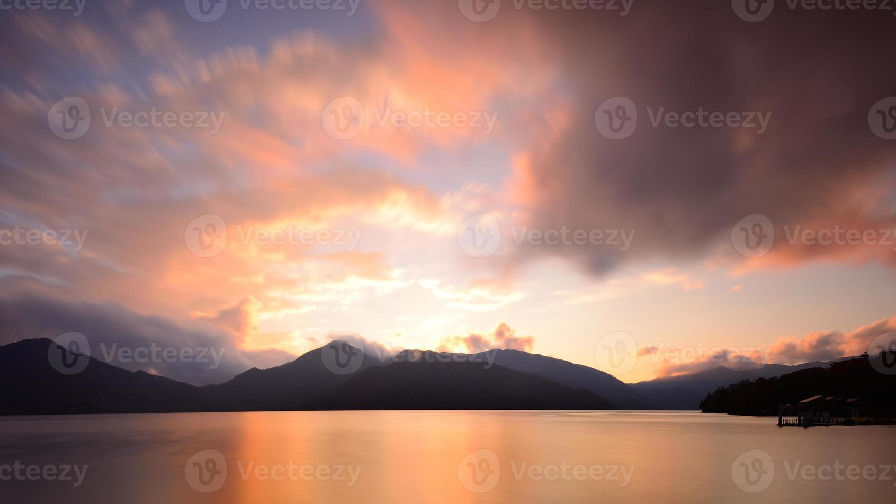 lago chuzenji foto