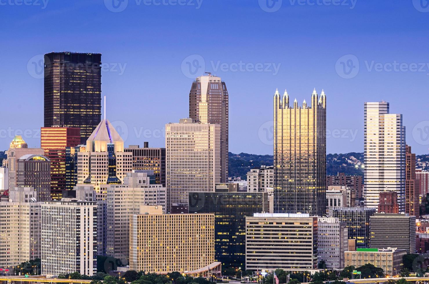 Pittsburgh, Pennsylvania Skyline photo