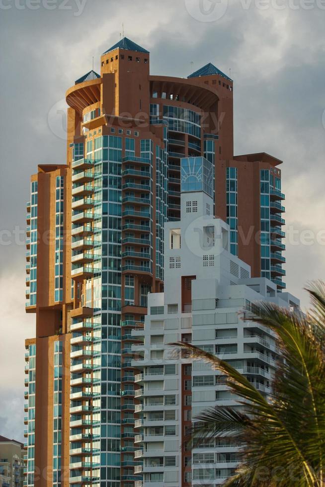 Building, Miami. photo