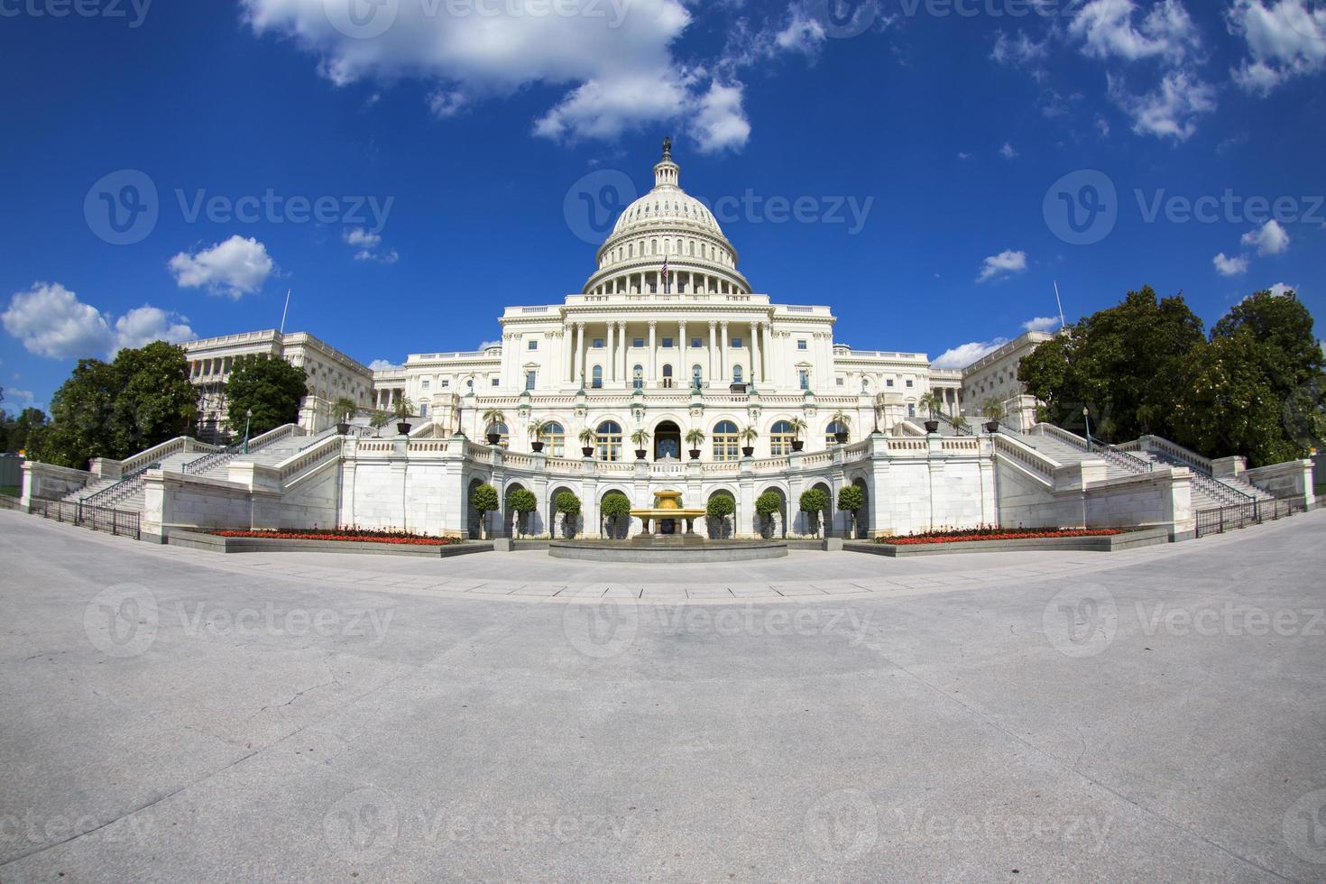 edificio del capitolio del gobierno foto