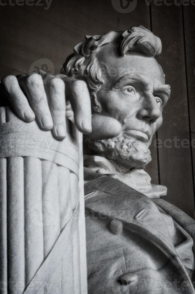 Lincoln Memorial Statue photo