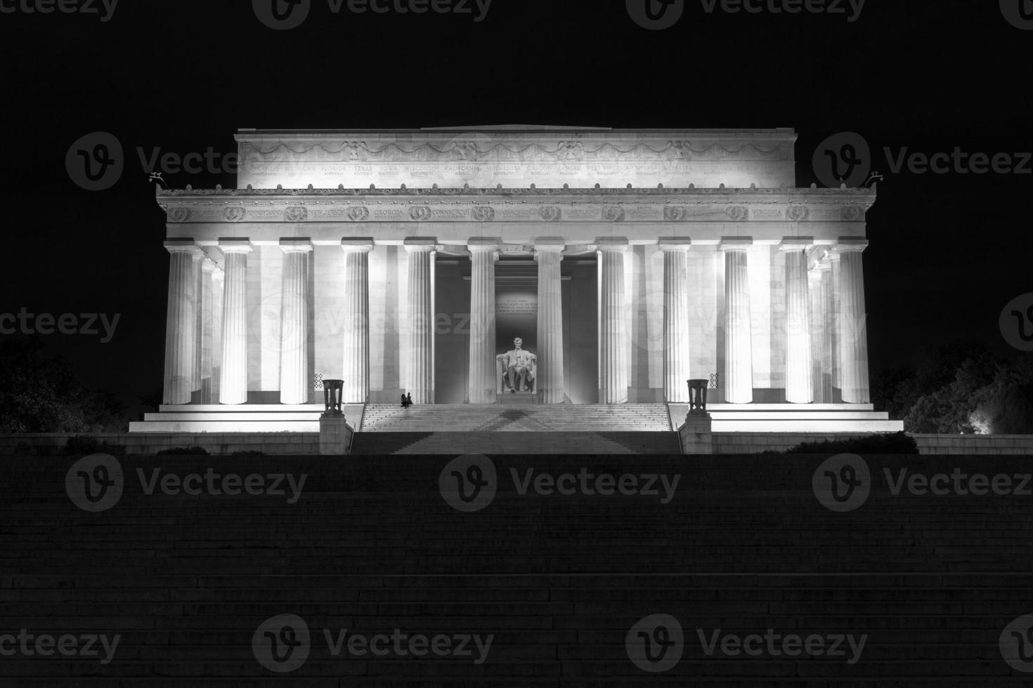 Abraham Lincoln monument photo
