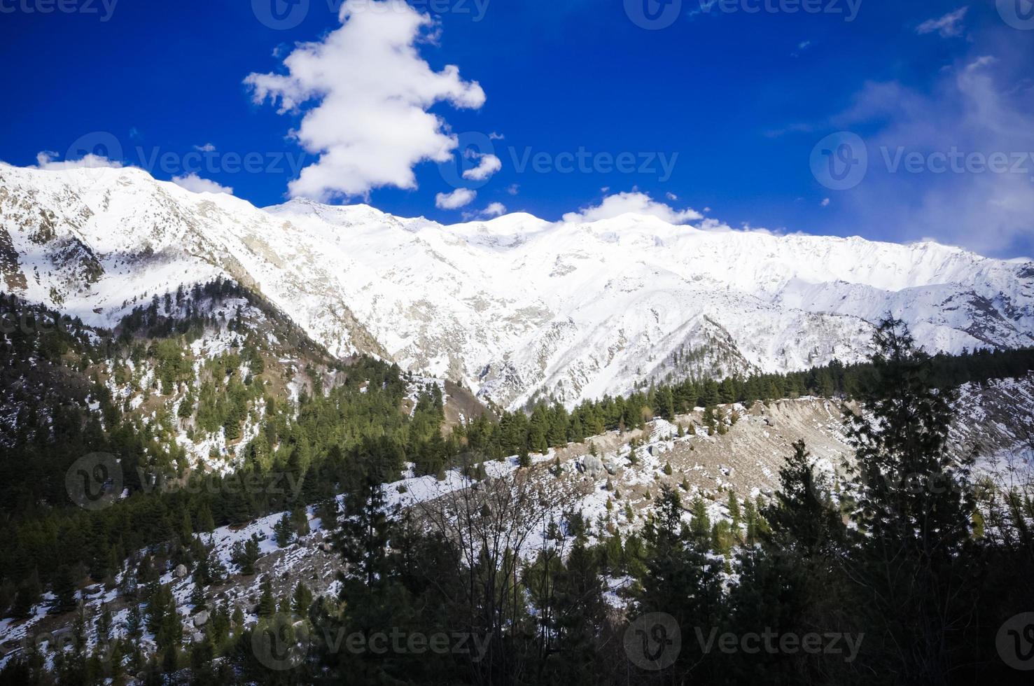 Nanga Purbat peak photo
