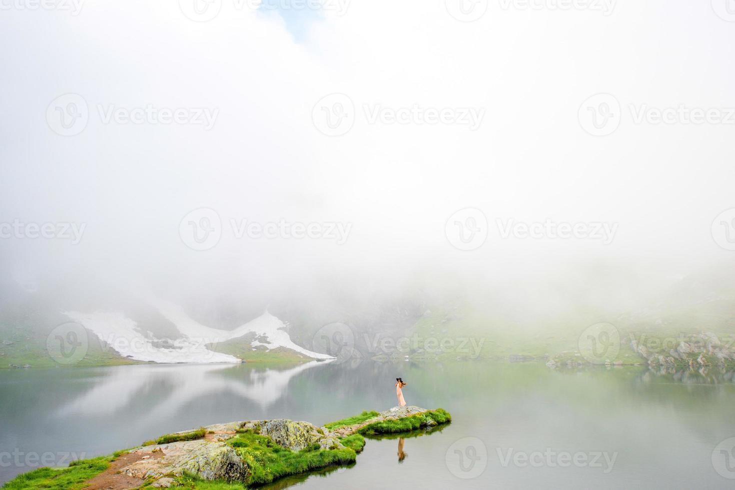 lago balea foto