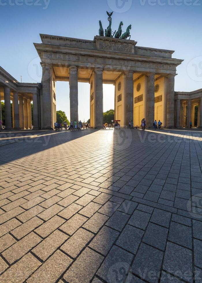 Brandenburg Gate, Berlin photo