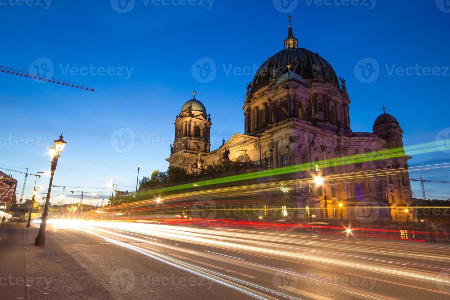 catedral de berlín foto