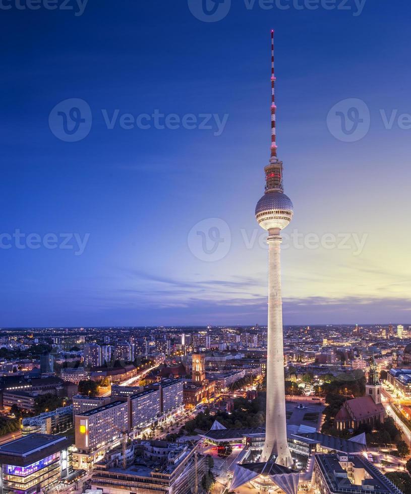 Berlin Cityscape photo