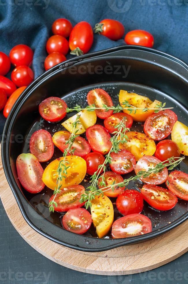 Roasted Tomatoes photo