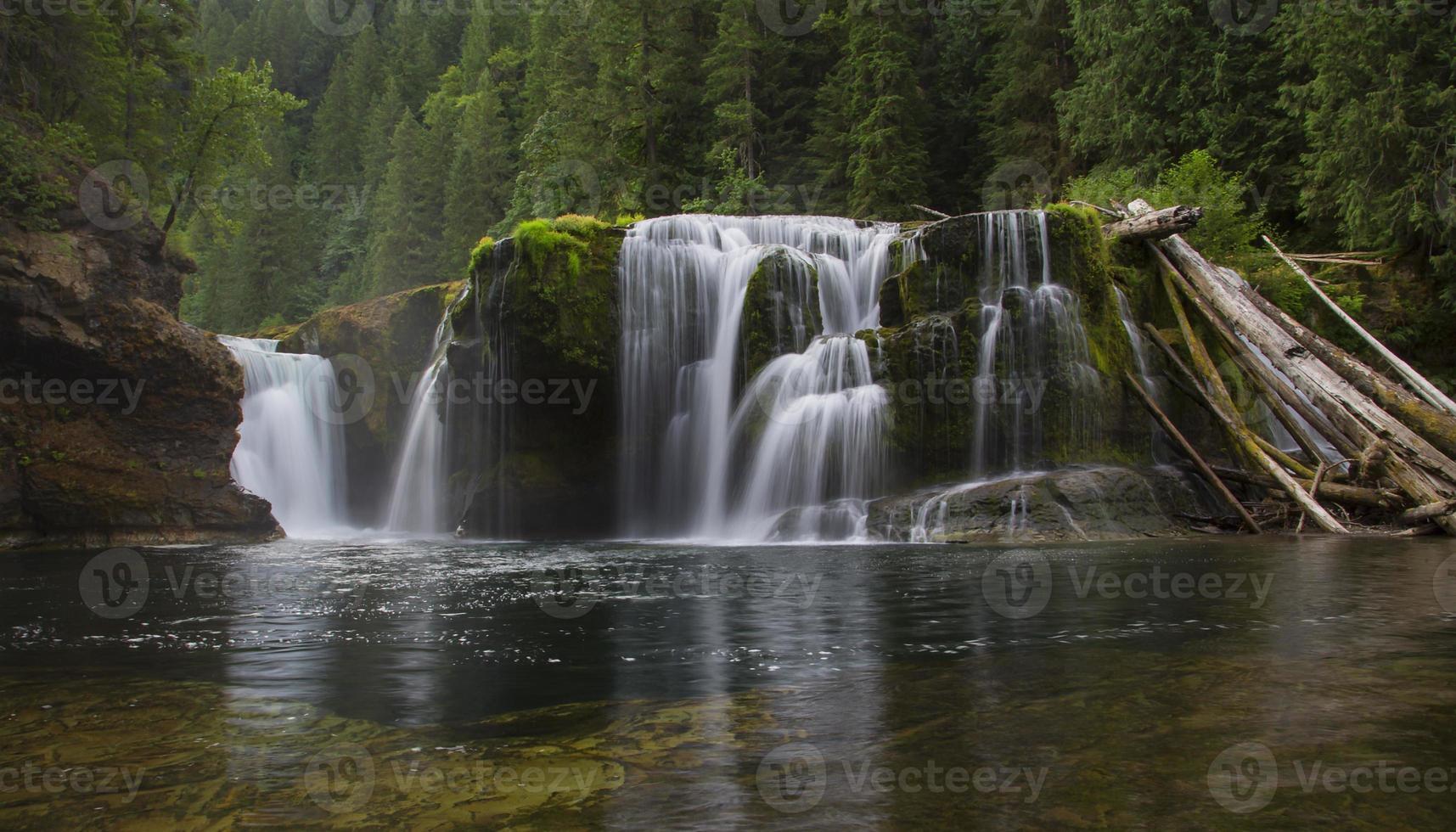 Lower Lewis Falls photo