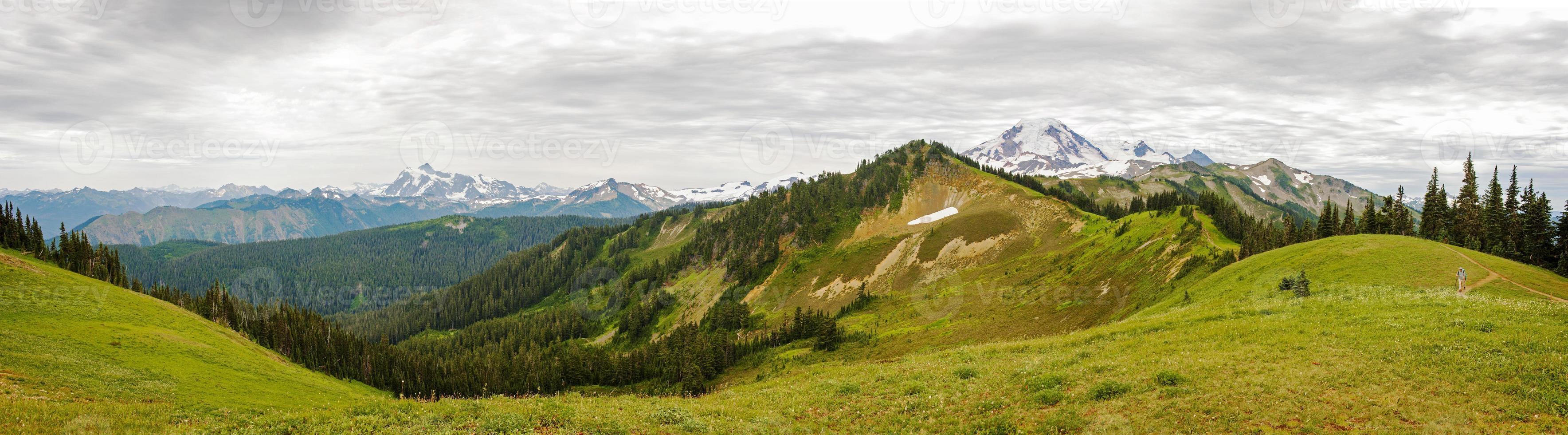 Mt. Baker, Washington. photo