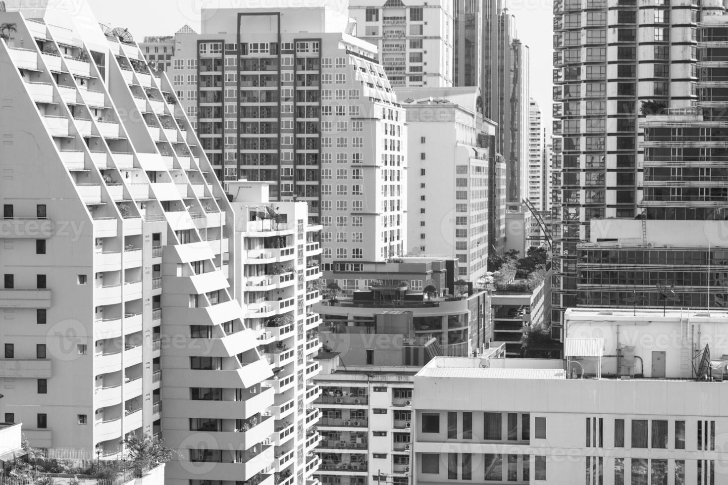 Bangkok density photo