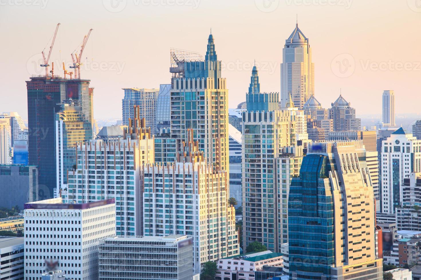 Bangkok Cityscape photo