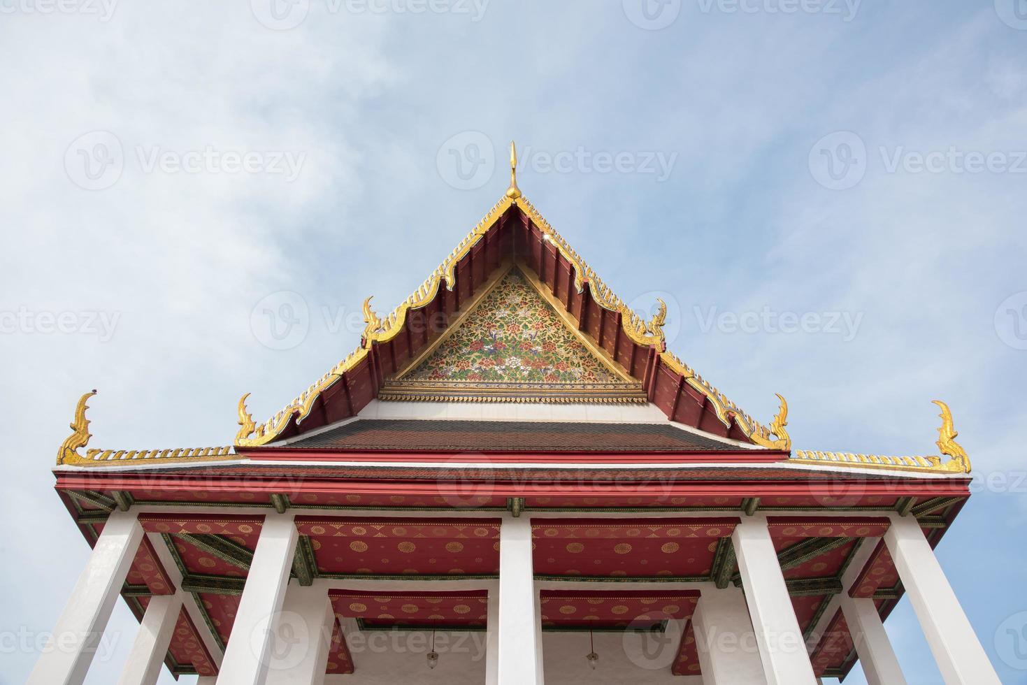 Temple in  Bangkok, Thailand. photo