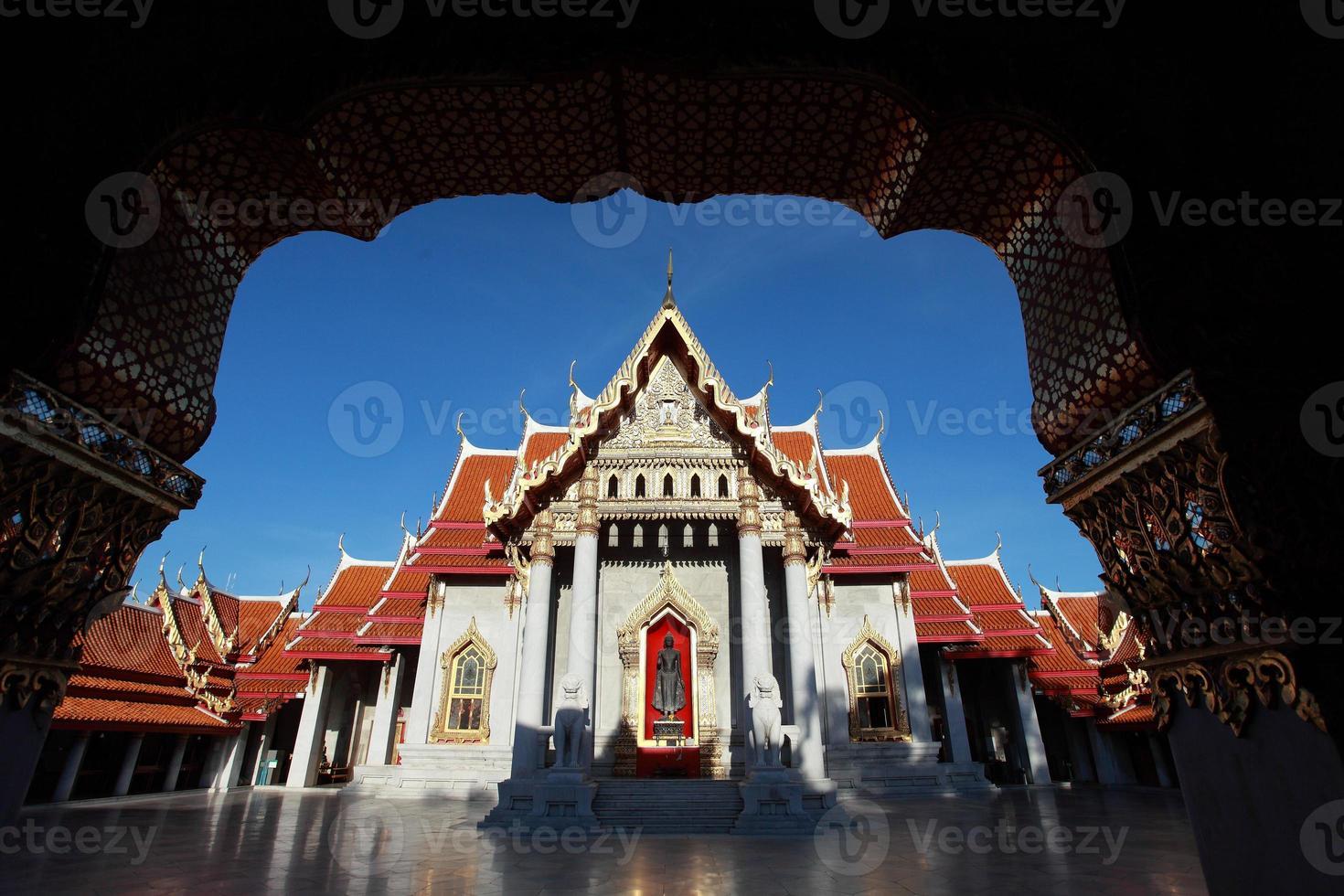 Benchamabophit Dusitvanaram - Bangkok - Thailand photo