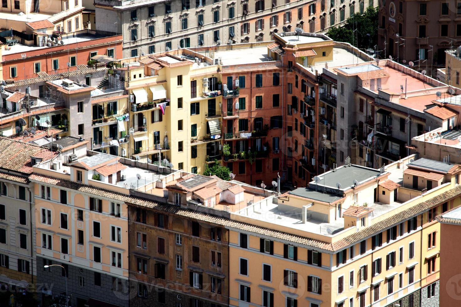 Roma Skyline of the City photo