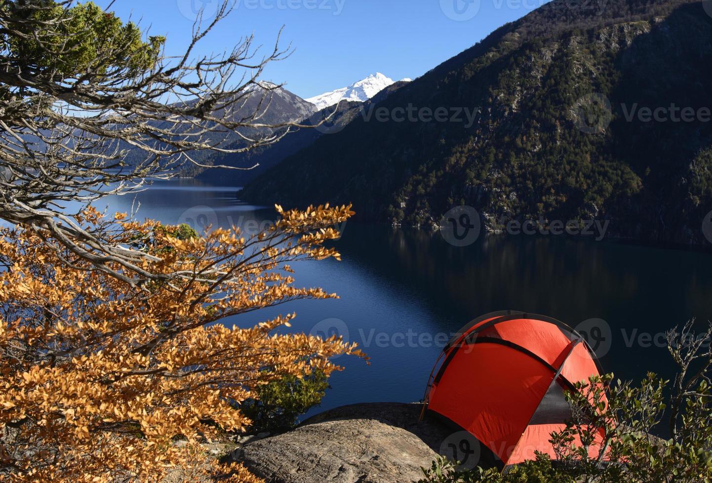 Camping in Bariloche photo