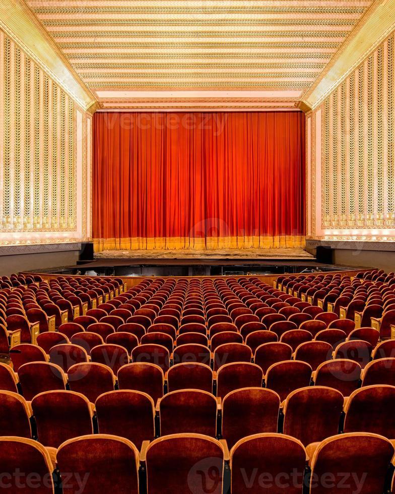 teatro vacio foto