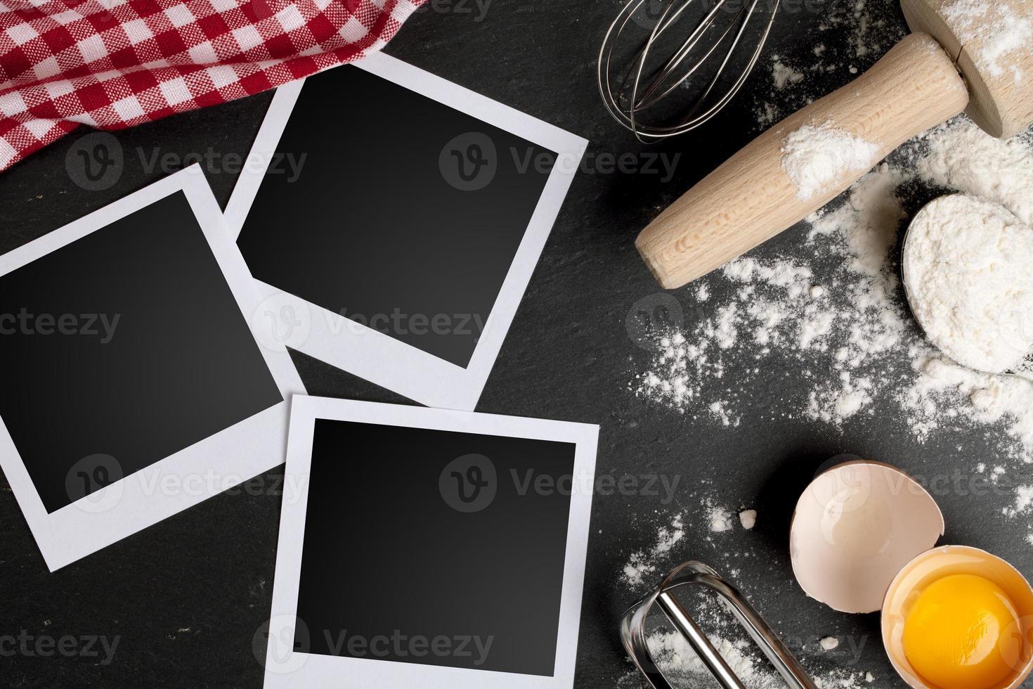 fondo de panadería foto