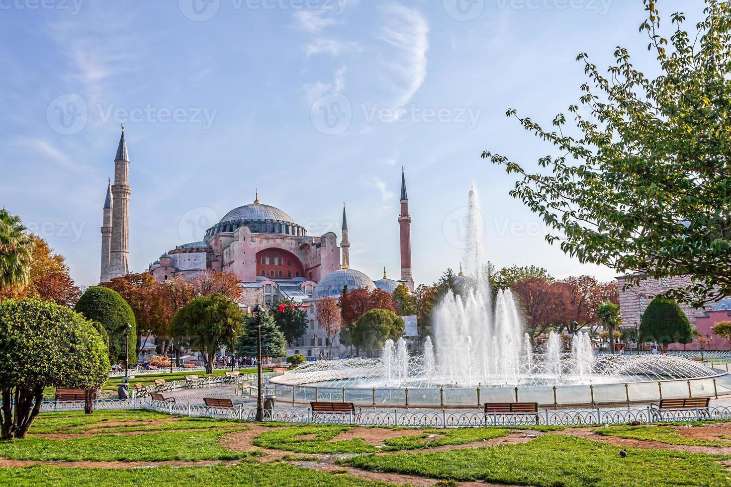 Hagia Sophia Istanbul photo