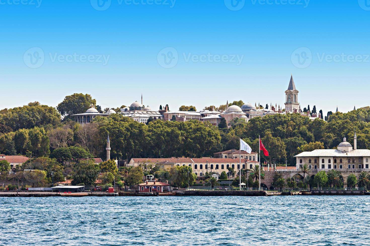 Topkapi palace photo