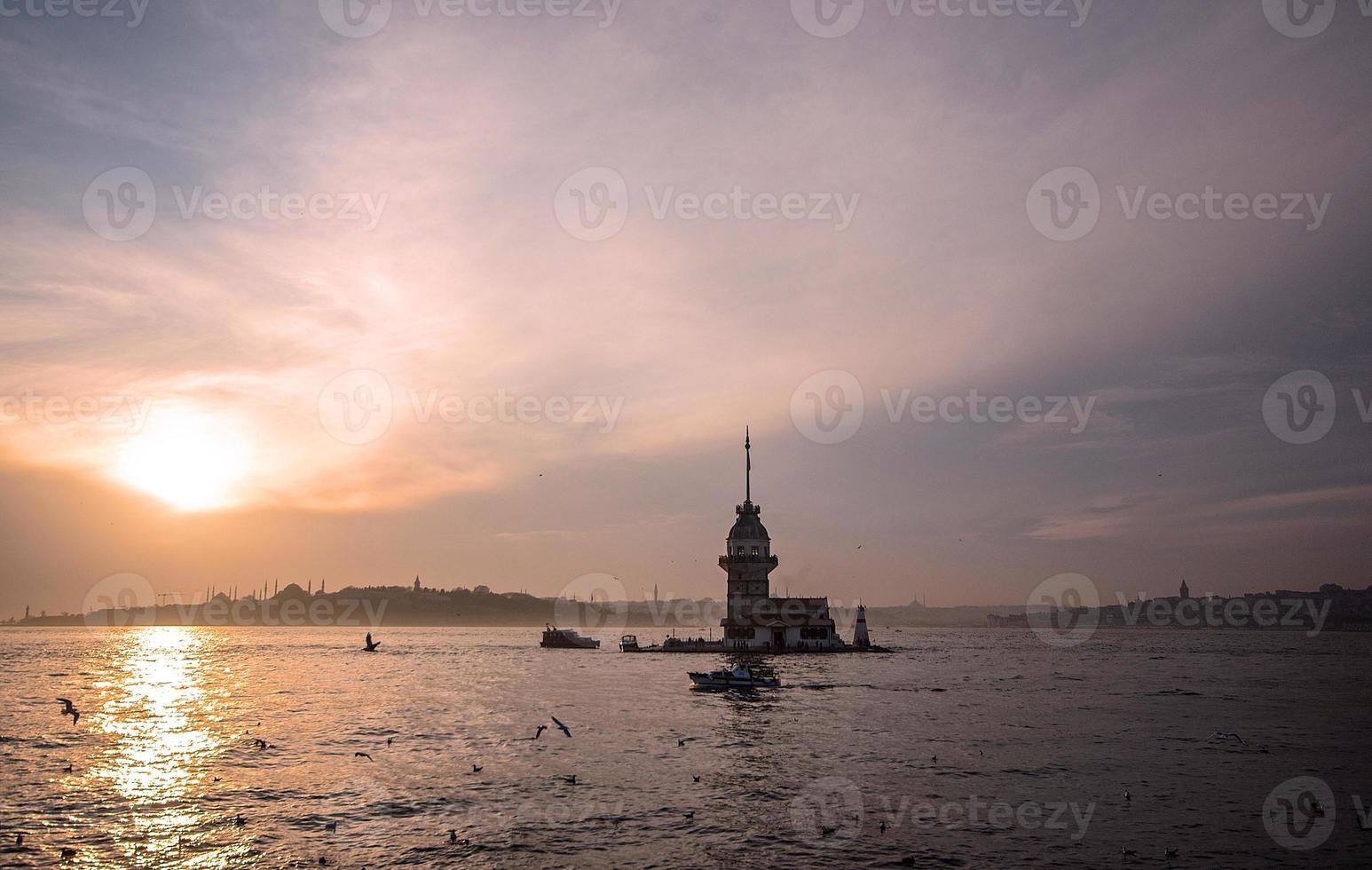 maiden tower photo