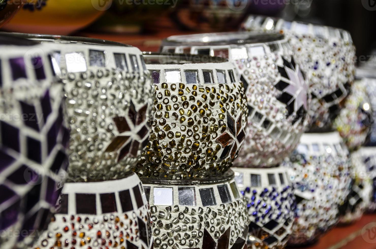 artesanías de bazar foto