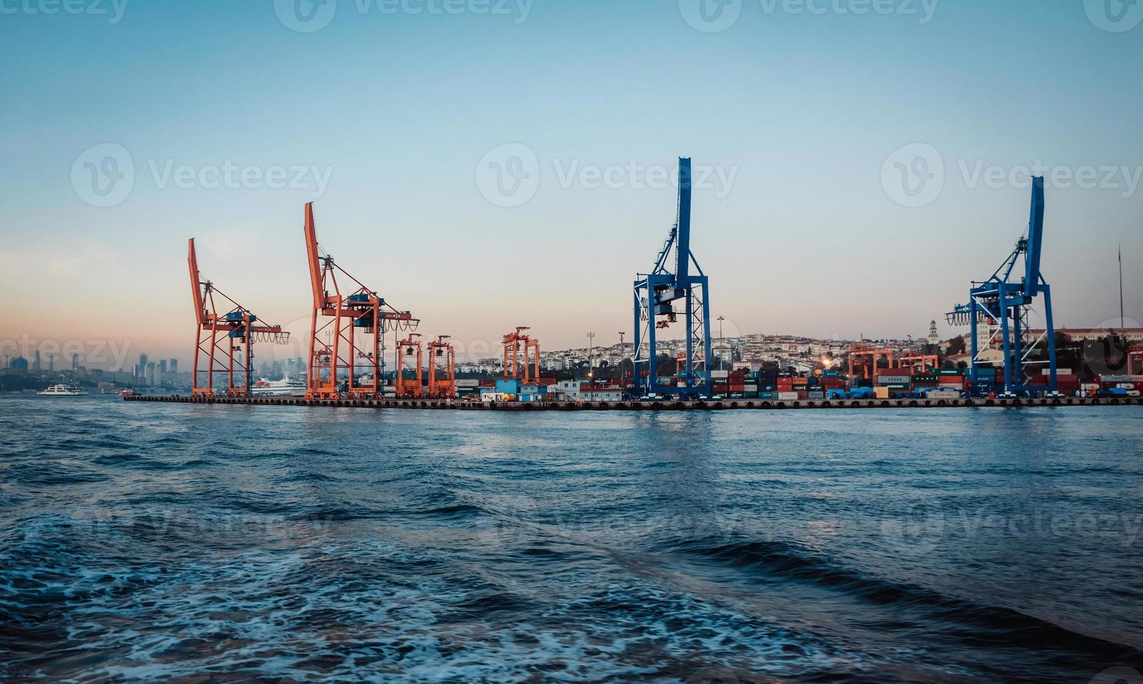 puerto haydarpasa foto
