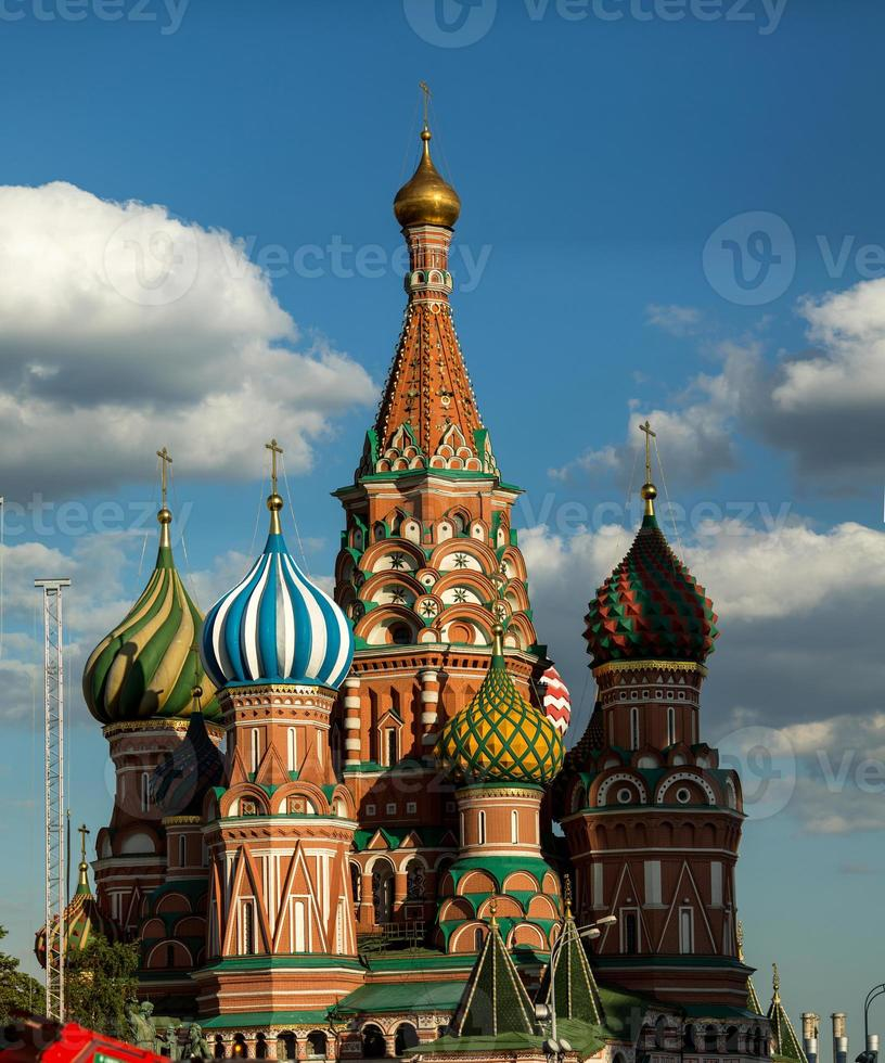 Moscow, St. Basil's Cathedral photo