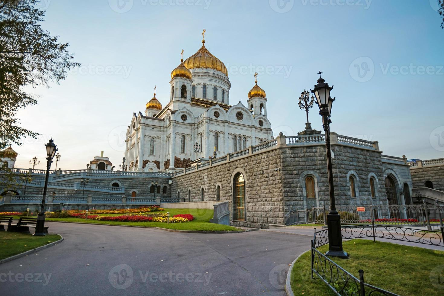 Cathedral in Moscow, Russia photo