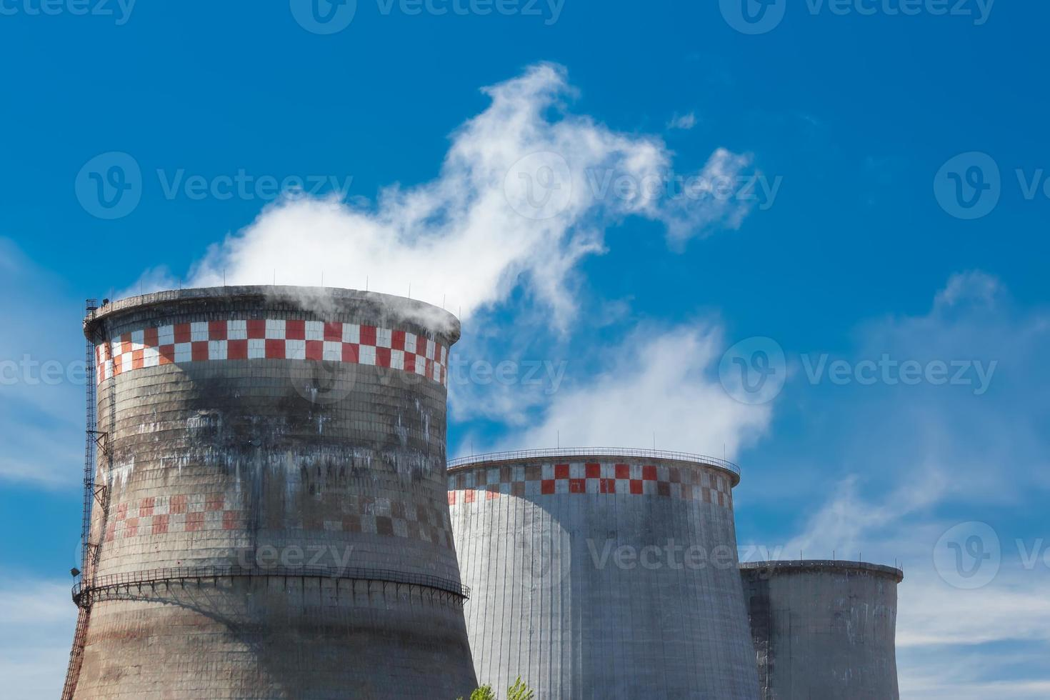 Thermal power station photo