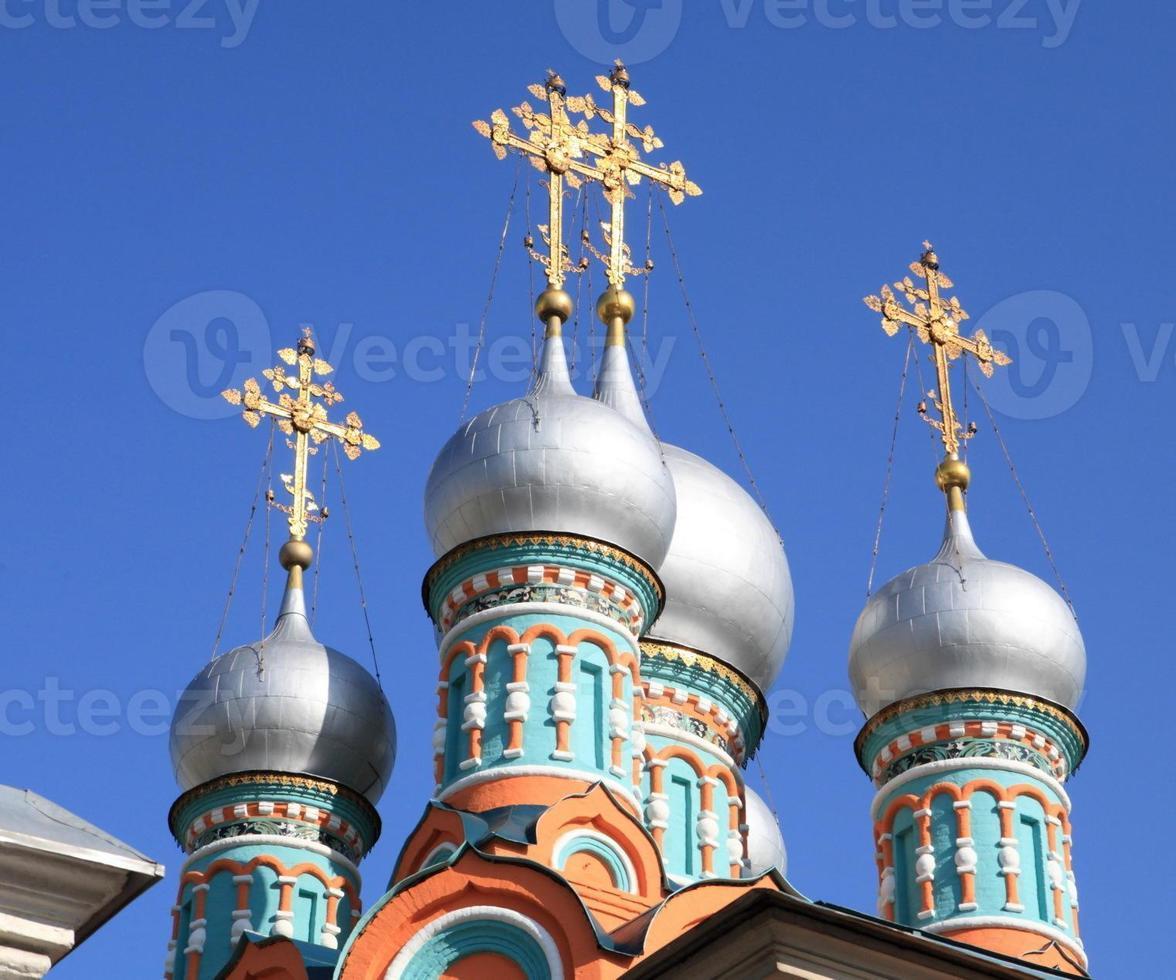 cúpula de la iglesia foto