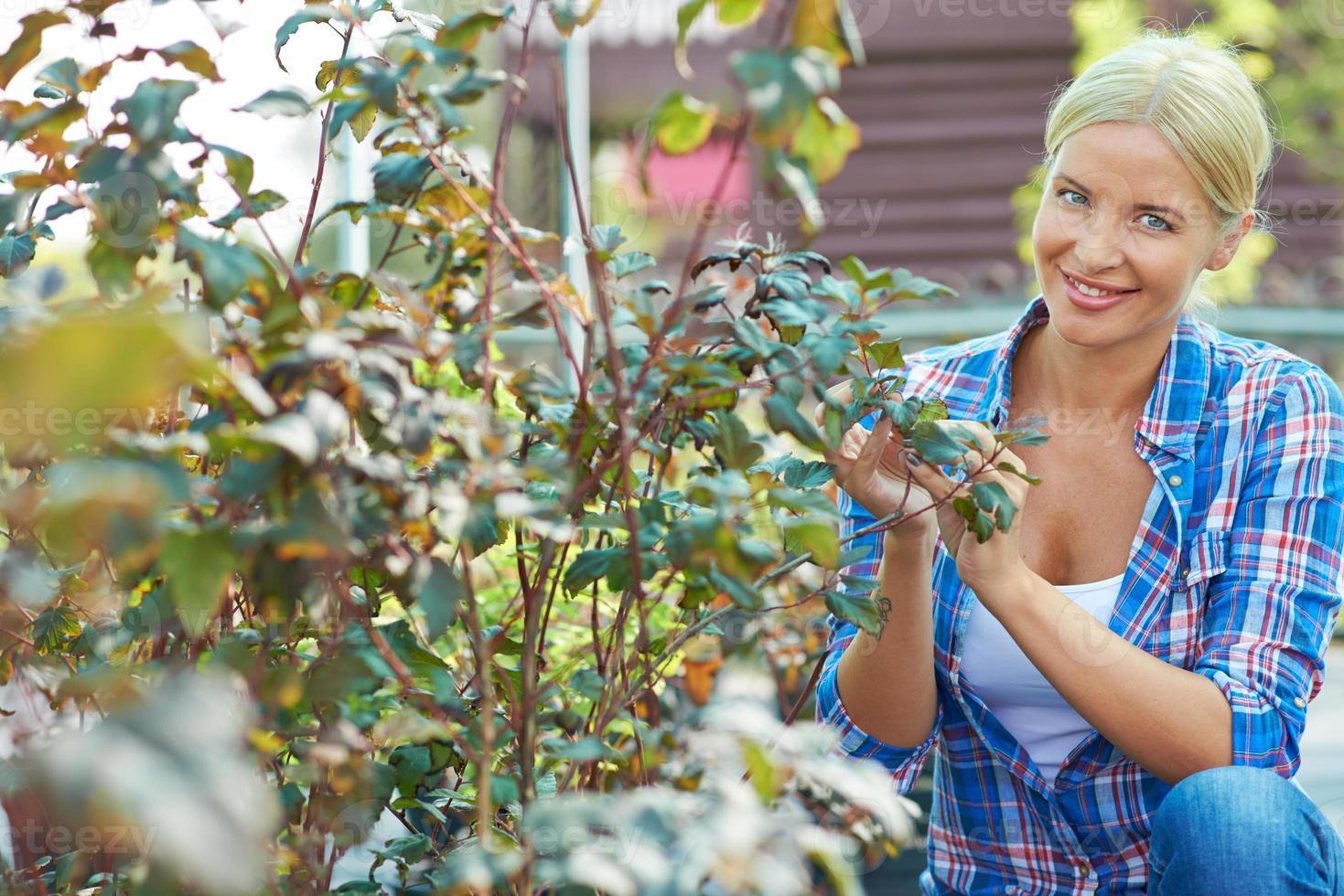 jardineiro feminino foto