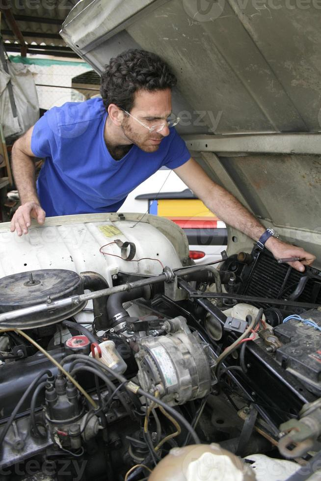 mechanic photo