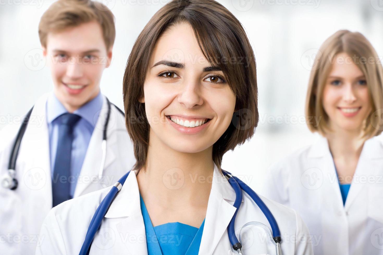 Female doctor photo