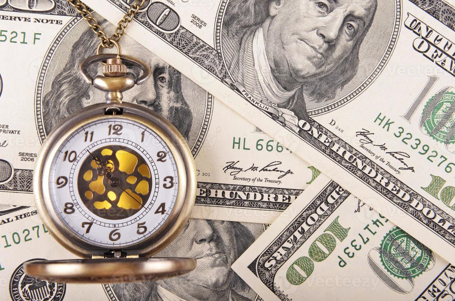 vigilar el dinero foto
